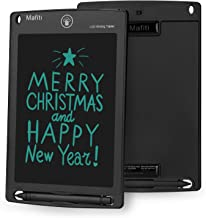 Mafiti LCD Writing Tablet 8.5 Inch Electronic Writing Drawing Pad Portable Doodle Board Gifts for Kids Office Memo Home Wh...