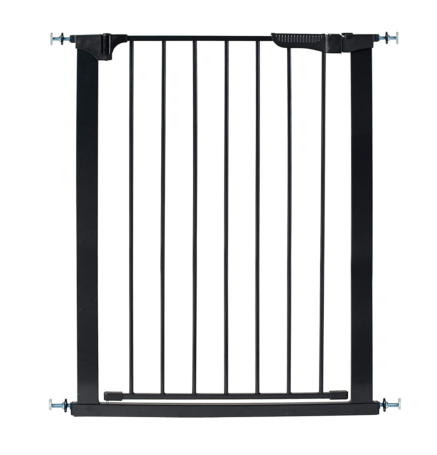 Kidco G1201 Extra Tall and Wide Auto Close Child and Pet Pressure Mount Gate 47.5 inch