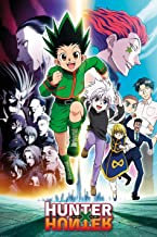 Amazon Com Hunter X Hunter Poster