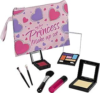 Playkidz My First Princess Pretend Makeup Set, 8 Piece Pretent Play Makeup Set for Girls, Fake Makeup Toy for Toddlers and...