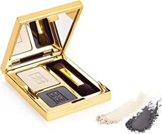 Elizabeth Arden Beautiful Color Duo Eye Shadow, Black Tie, 3g