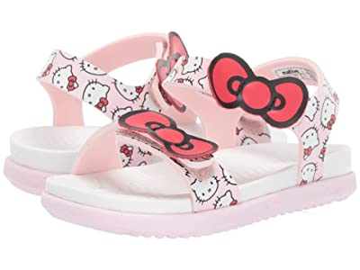 Native Kids Shoes Charley Bow (Toddler/Little Kid) (Dust Pink/Shell White/Blossom Pink/Hello Kitty) Girl