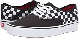 (2 Tone) Black/Checkerboard