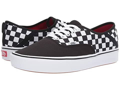 00e32ed86f6 Vans ComfyCush Authentic SF at Zappos.com
