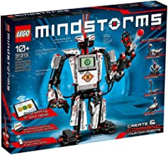 $442 » Newest Lego Mindstorms: EV3 Robot Building Set with Remote Control for Kids, Educational Invention Kit with Motors and Sen...