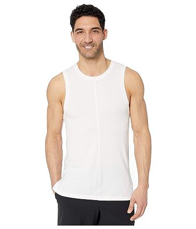 Nike Active Recovery Dri-FIT Tank (White/Black) Men