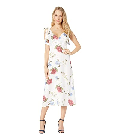 Show Me Your Mumu Arlene Dress (Florence Floral Silky Dots) Women
