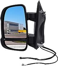 Außenspiegel links elektrisch verstellbar 16 W langer Spiegelarm 735620763