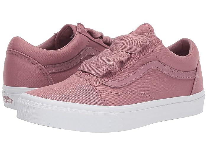 Vans  Old Skooltm Alternative Lace ((Herringbone) Nostalgia Rose/True White) Athletic Shoes