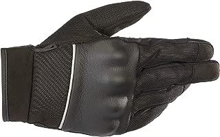 Alpinestars C Vented Motorcyle Riding Air Glove (Medium, Black)