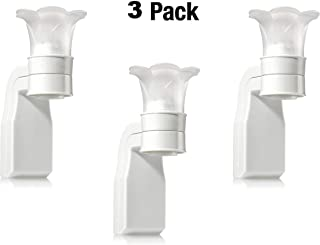 Bath & Body Works White Flower Top Wallflower Plug In Diffuser — Set of THREE..