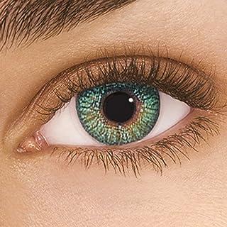 977a666cbb Amazon.es: Verde - Lentes de contacto de color / Lentes de contacto ...
