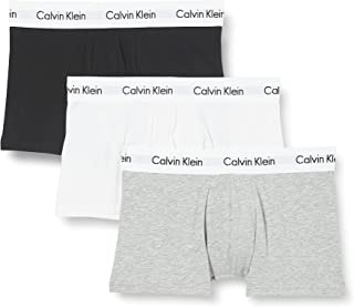 Calvin Klein Men's Trunk (Pack of 3)
