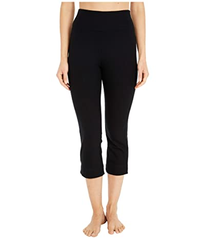 YEAR OF OURS The Getaway Capris (Black) Women