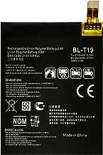 Bastex Internal Replacement Battery for Google Nexus 5X (H791), 3.8V(2700mAh)(10.3Wh) Li-Polymer with Free Repair Tool Kit for Google Nexus 5X(H791)