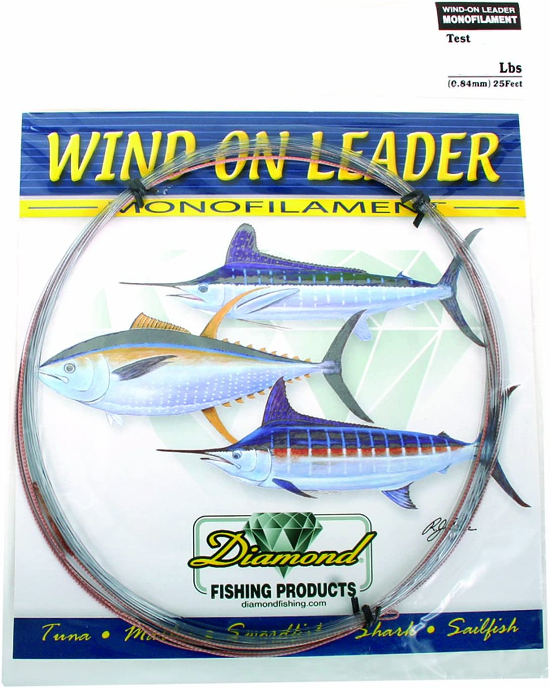 A Top Shot Product the Original Wind-On leaders system Wind-On Leader