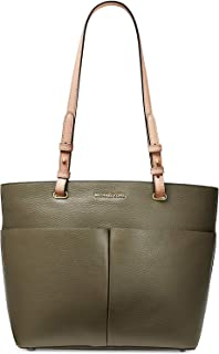 Michael Kors Bedford Pebble Leather Pocket Tote