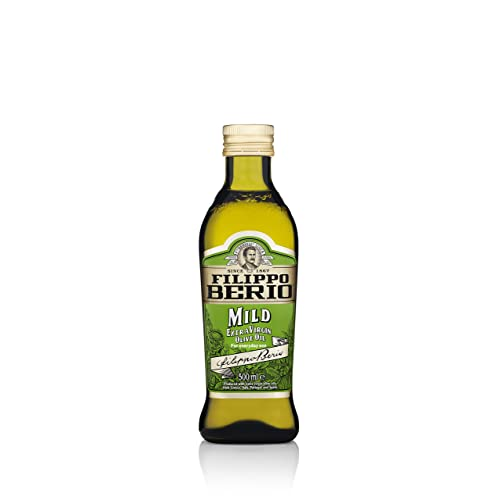 Filippo Berio Mild Extra Virgin Olive Oil 500ml