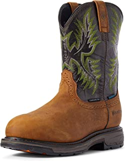 ARIAT Men's Forest Workhog Western Work Boot Composite Toe
