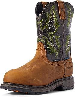 ARIAT Men's Forest Workhog Western Work Boot Composite Toe