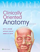 Moore Clinically Oriented Anatomy 8E Text & Moore's Anatomy Review PrepU Package