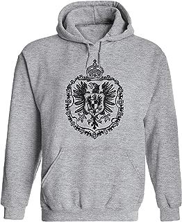 German Empire Crest Unisex Adult Hooded Pullover Sweatshirt