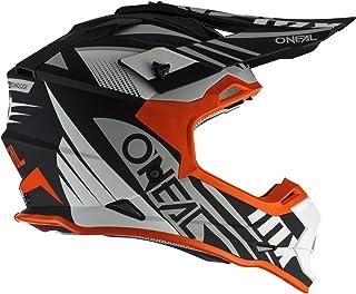 "O""NEAL 2 Series Spyde 2.0 Motocross Enduro MTB Helm blau/gelb/weiß 2020 Oneal"