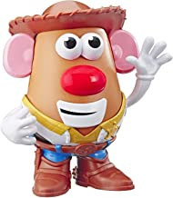Mr Potato Head Disney/Pixar Toy Story 4 Woody's Tater Roundup Figure Toy for Kids..
