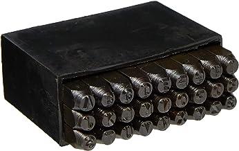 Alfabeto De Aço Para Gravação 6 Mm Nove54 Nove 54