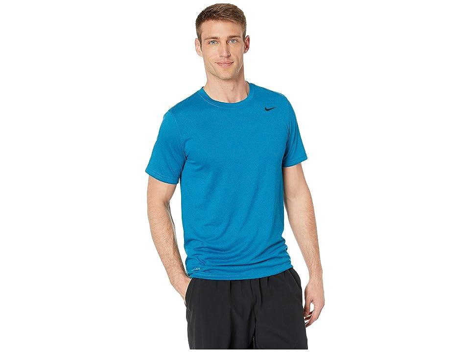 Nike Legend 2.0 Short Sleeve Tee (Green Abyss) Men