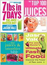 7lbs in 7 Days The Juice Master Diet , The Top 100 Juices, The Juices and Smoothies Bible, The Juice Master's Ultimate Fas...