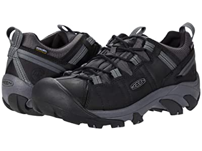 KEEN Targhee II Waterproof (Black/Magnet) Men