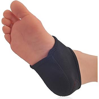 Dr. Frederick's Original Neoprene Heel Guard Set - 2 Pieces - Heel Protectors - Relieve Heel Pain from Plantar Fasciitis - Heel Spur - Cracked Heels - W7.5 – 11   M6-9