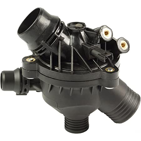 Coolant Thermostat w// Housing Assembly for BMW 1 3 5 Series E90 E60 X3 Z4