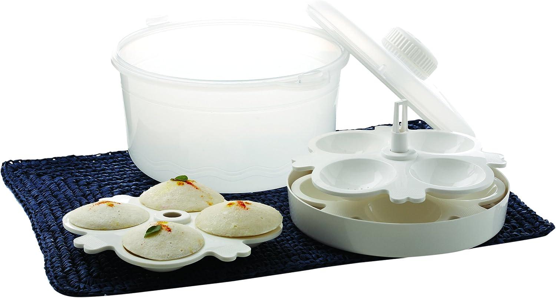 SignoraWare Microwave Idli Maker Rice Steamer Super intense SALE 3 Charlotte Mall Cooker L