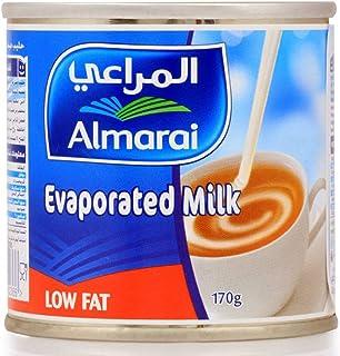 Almarai Low Fat Evaporated Milk, 170 gm