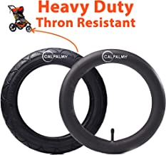 12'' Front Wheel Replacement Tire and Tube for BoB Revolution SE/Pro/Flex - Made from BPA/Latex Free Premium Quality Butyl Rubber