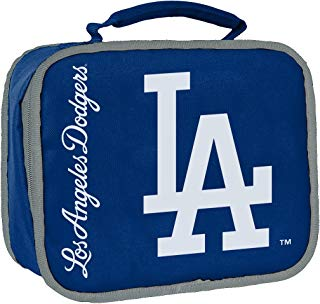 Officially Licensed MLB Insulated Travel Sacked Lunchbox, Lunchboxes, 10.5