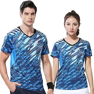 【 サイズ選べる 】monoii 卓球 ユニフォーム シャツ トレーニング ゲームシャツ 練習 ゲーム ウェア 半袖 練習着