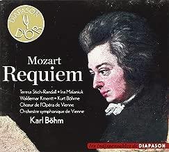 Mozart : Requiem KV626. Böhm.