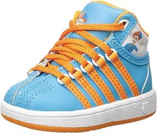 K-Swiss Kids' Classic Vn Mid Blippi Sneaker
