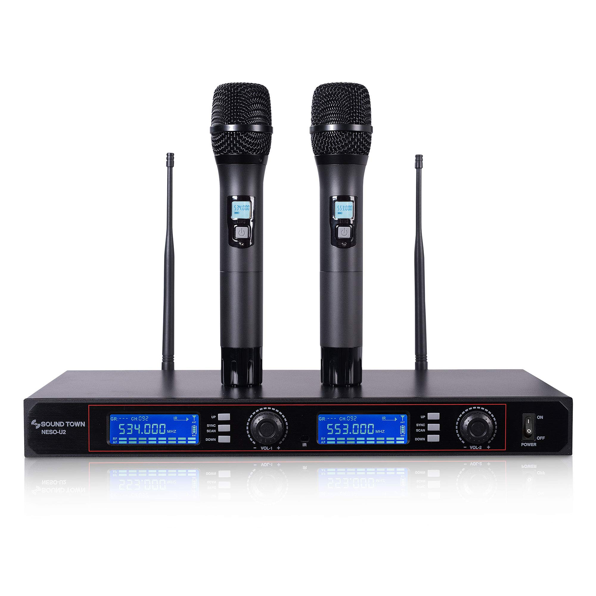 Sound Town 200 Channel Professional Microphone
