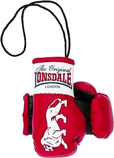 Mini Guantes de Boxeo para el Espejo Trasero o Simplemente como Llavero. Lonsdale