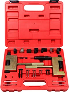 BestsQ Engine Timing Chain Camshaft Tool for Mercedes Benz M271 M272 M273 M274 M276 Timing Chain Riveting Tools