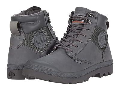 Palladium Pampa Shield WP+ Lux Lace-up Boots