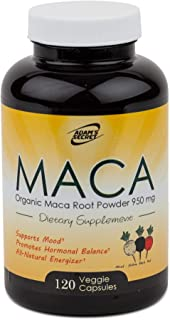 Sponsored Ad - Organic Maca Root Black, Red, Yellow 1900mg per Serving | Superfood Maca Root is an Excellent Supplement fo...