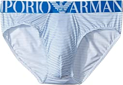 Sailor Micro Striped Brief