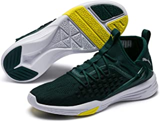 68a06441a59 Puma Men's Mantra Fitness Shoes, Green (Ponderosa Pine White), ...
