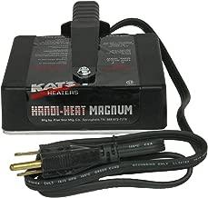 magnetic crankcase heater