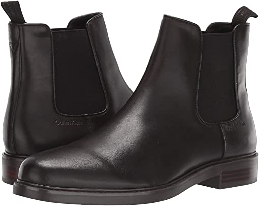 Dark Brown Crust Leather